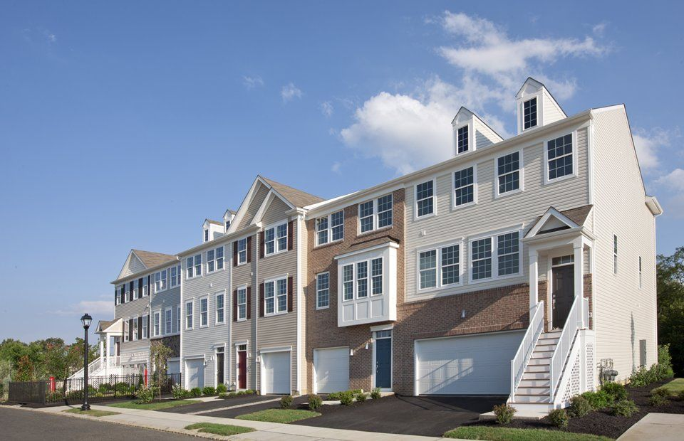 Silverbrook - Weston Landing: Eatontown, NJ - Centex Homes