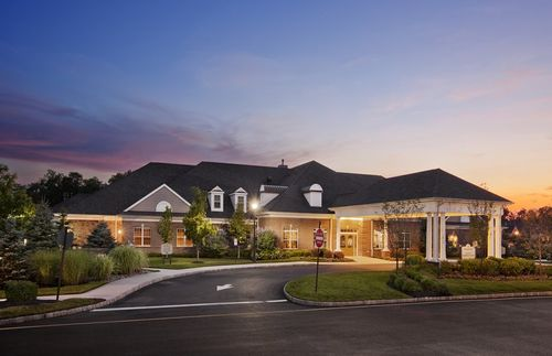 Equestra by Centex Homes in Monmouth County New Jersey