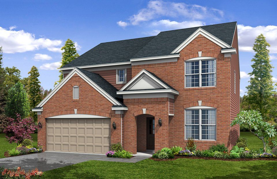 Bayfield - Persimmon Grove: Indianapolis, IN - Centex Homes