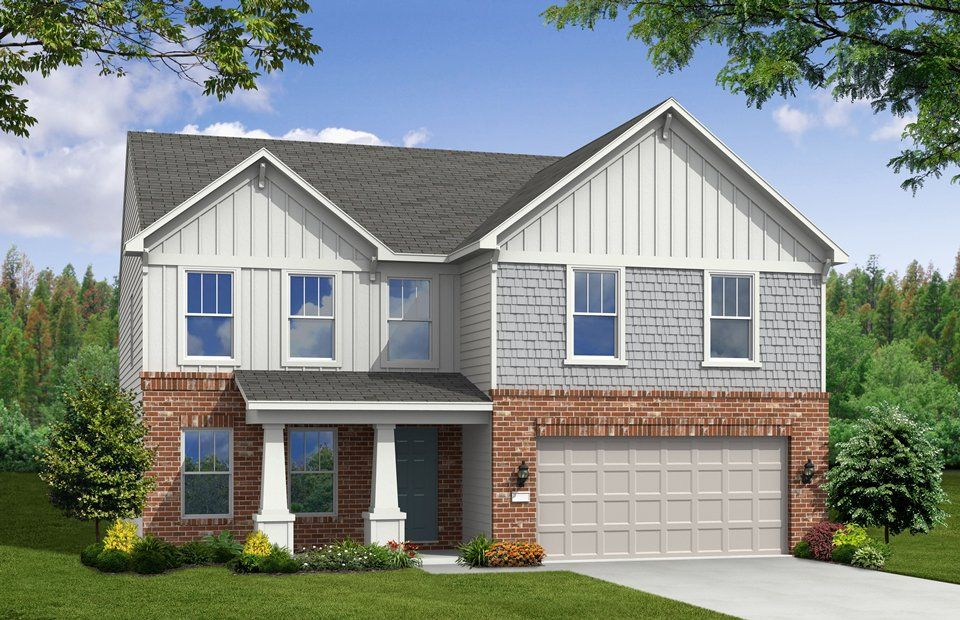 Manchester - Persimmon Grove: Indianapolis, IN - Centex Homes
