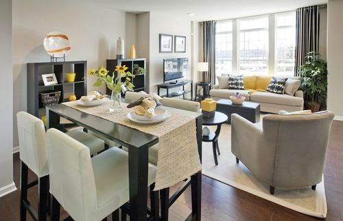 Signature Place at Garfield by Centex Homes in Bergen County New Jersey
