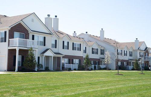 Limestone Springs - Condominium by Centex Homes in Indianapolis Indiana