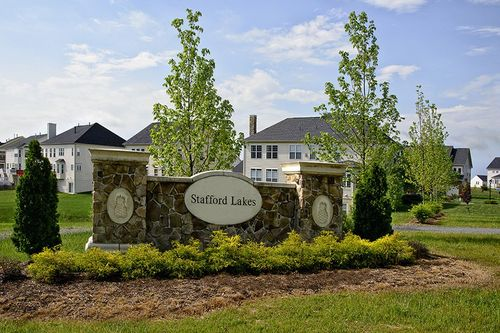 Stafford Lakes Village by Centex Homes in Washington District of Columbia