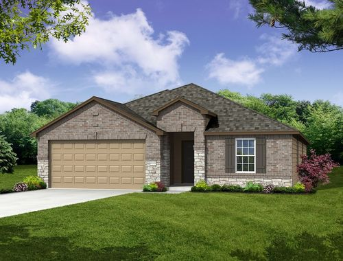 Trimmier Estates by Centex Homes in Killeen Texas