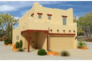 The Cimarron - Colores del Sol: Santa Fe, NM - Centex Homes