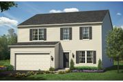 Carmichael - Meadows Edge: Stephens City, VA - Centex Homes