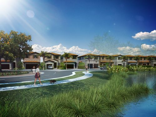 Central Parc by Central Communities in Broward County-Ft. Lauderdale Florida