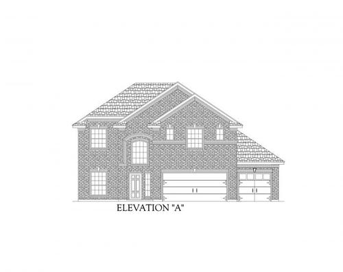 Inverness Estates by Grand View Builders in Houston Texas