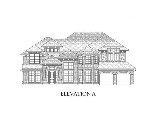 house for sale in Raleigh Creek by Grand View Builders