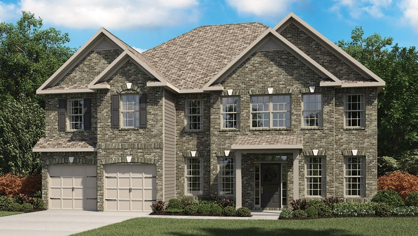 Один семья для того Продажа на Reserve At Westbrook Creek - Wexford 27 Allgood Trace Acworth, Georgia 30101 United States