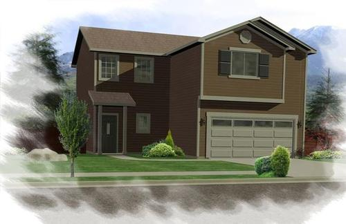 house for sale in Stetson Ridge by Challenger Homes