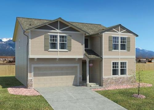house for sale in Village Center by Challenger Homes
