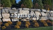 homes in SpringWood by Charter Homes & Neighborhoods