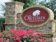 homes in Orchards of Brannon Oak Farm by The Orchards Group