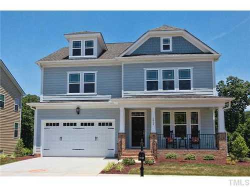 Renaissance Park by Chesapeake Homes in Raleigh-Durham-Chapel Hill North Carolina