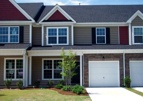 Balmoral at Bennett's Creek by Chesapeake Homes in Norfolk-Newport News Virginia