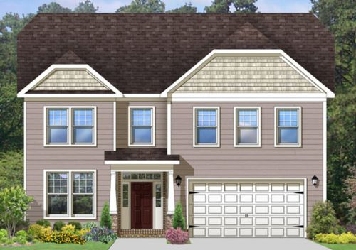 Hillpoint Estates by Chesapeake Homes in Norfolk-Newport News Virginia