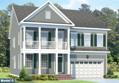 Renaissance Park by Chesapeake Homes in Raleigh-Durham-Chapel Hill North Carolina