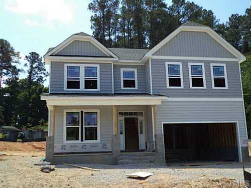 Langston Ridge by Chesapeake Homes North Carolina in Raleigh-Durham-Chapel Hill North Carolina