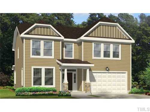 Rustica Oaks by Chesapeake Homes in Raleigh-Durham-Chapel Hill North Carolina