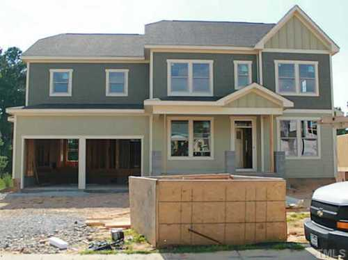 Traditions at Heritage Wake Forest by Chesapeake Homes in Raleigh-Durham-Chapel Hill North Carolina