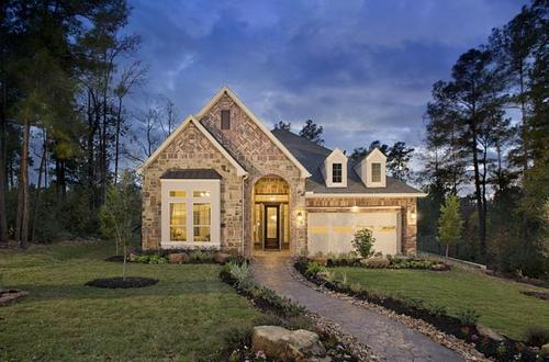West Fork by Chesmar Homes in Houston Texas