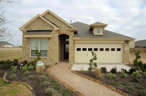 Bay View by Chesmar Homes in Houston Texas