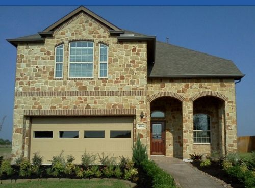 Towne Lake by Chesmar Homes in Houston Texas