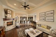 homes in Lakes of Bella Terra by Chesmar Homes