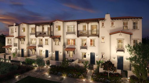 Citrus Village Collection by City Ventures in Los Angeles California