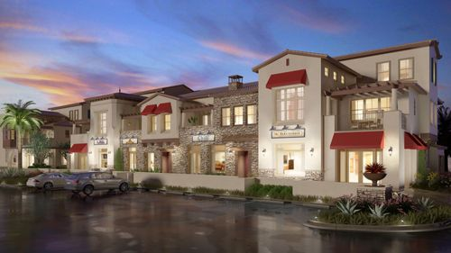 Village Park Collection in Camarillo by City Ventures in Los Angeles California