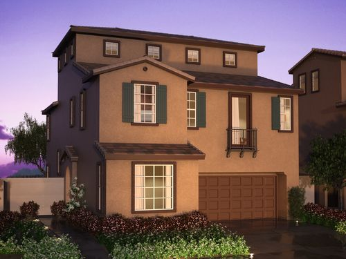 Garden Grove Collection by City Ventures in Orange County California
