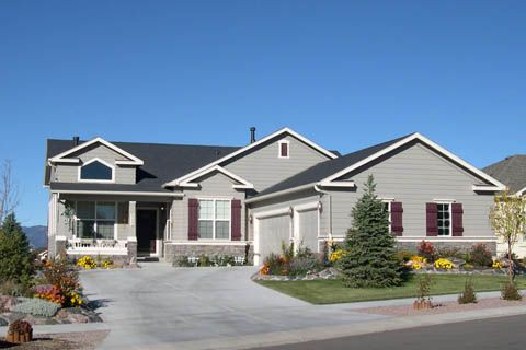 Meridian Ranch by Classic Homes in Colorado Springs Colorado
