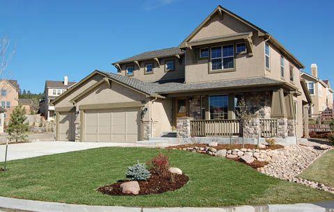Mountain Shadows by Classic Homes in Colorado Springs Colorado