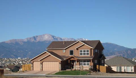 Indigo Ranch at Stetson Ridge by Classic Homes in Colorado Springs Colorado