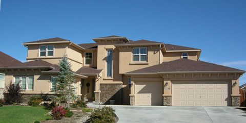Classic homes flying horse pebble beach 298911 colorado springs co