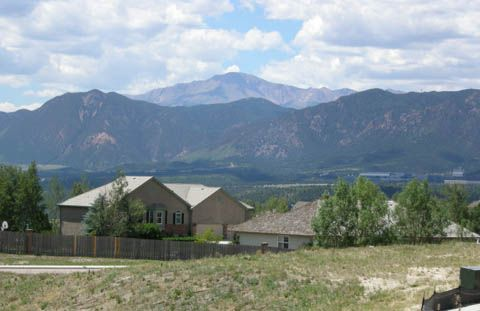 Promontory Pointe by Classic Homes in Colorado Springs Colorado