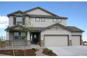 Monarch w/ basement - Banning Lewis Ranch: Colorado Springs, CO - Classic Homes