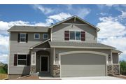 Capstone w/ basement - Promontory Pointe: Monument, CO - Classic Homes