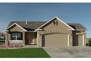 Providence w/ basement - Meridian Ranch: Peyton, CO - Classic Homes