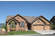 Stratford w/basement - Meridian Ranch: Peyton, CO - Classic Homes