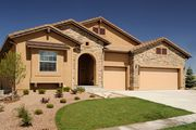 Paradise w/ basement - Promontory Pointe: Monument, CO - Classic Homes