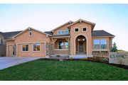 Granby w/basement - Promontory Pointe: Monument, CO - Classic Homes