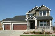 Hampton w/ basement - Promontory Pointe: Monument, CO - Classic Homes