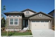 Manzanita w/Basement - Meridian Ranch: Peyton, CO - Classic Homes
