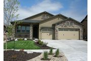Rhapsody w/ basement - Meridian Ranch: Peyton, CO - Classic Homes
