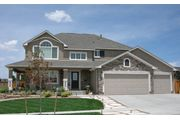 Windsor w/ basement - Meridian Ranch: Peyton, CO - Classic Homes