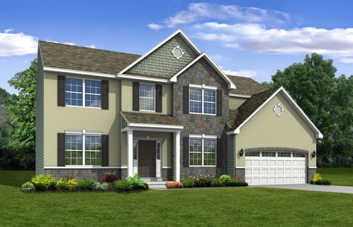house for sale in Logan Meadows by Classic Communities Corporation