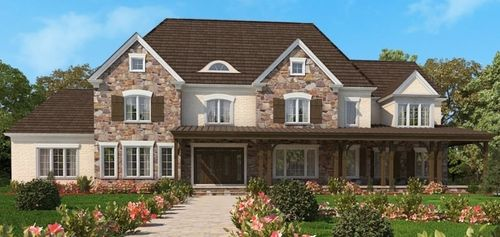 Classic Homes of Maryland - Custom Build on Your Lot (Ellicot City) by Classic Homes of Maryland in Baltimore Maryland
