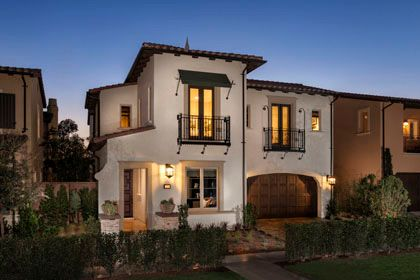 Vicenza at Orchard Hills by KB Home in Orange County California